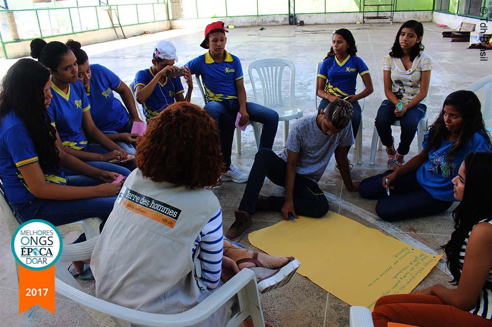 El Instituto Tdh Brasil es reconocido como una de las 100 mejores ONG brasileñas