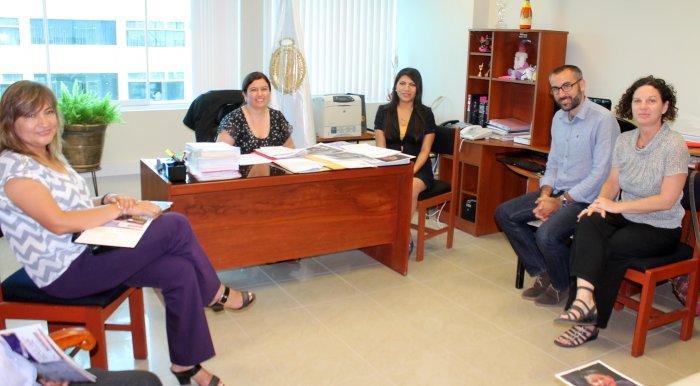 Fundación Tierra de hombres analiza avances del programa Justicia Juvenil Restaurativa