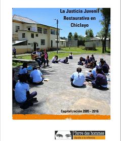 La Justicia Juvenil Restaurativa en Chiclayo