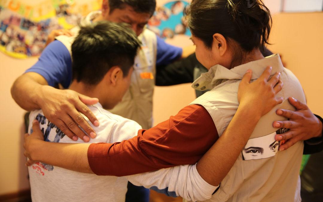 Tdh contribuye a la reinserción social de adolescentes en conflicto con la ley