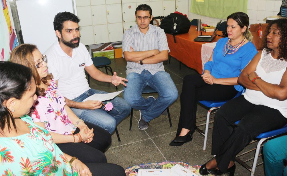 """Los profesores de Aída Santos School son certificados en el curso """"Círculos en movimiento"""""""