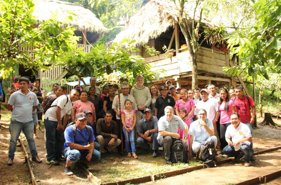 La Fundación Tdh, la Fundación para la Promoción del Conocimiento Indígena (FPCI) y la Unión Europea, unidos por los derechos de la juventud indígena en Panamá