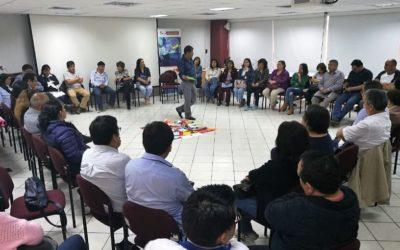 Tdh lidera cursos y seminarios de especialización en Justicia Restaurativa para operadores de justicia del Ministerio Público en el Perú