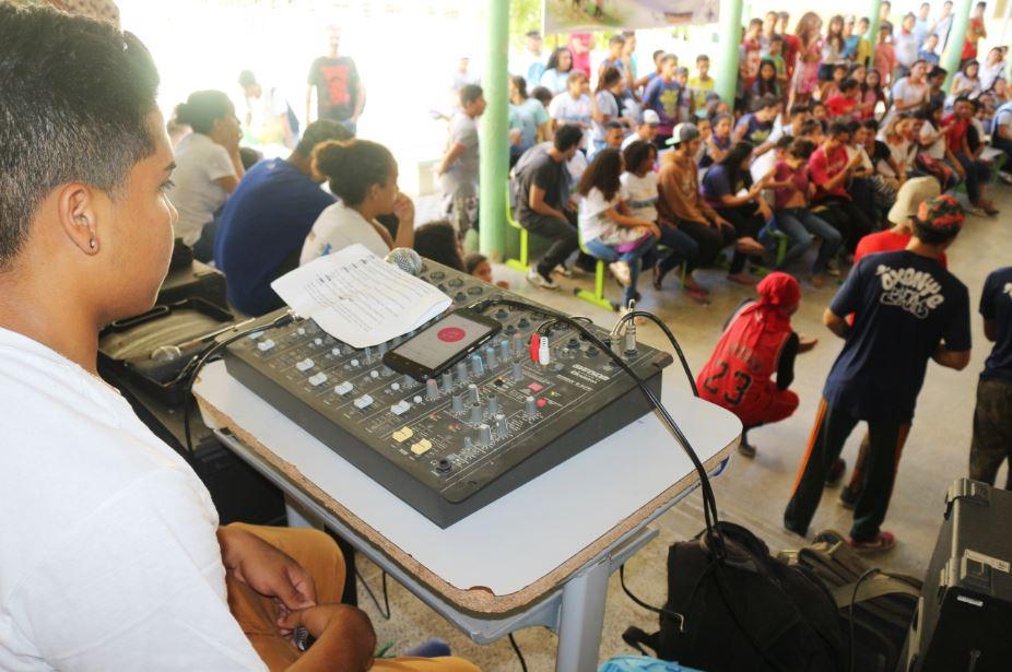 """""""Mucuripe de la Paz"""" transforma la vida de los y las jóvenes de esta comunidad de Fortaleza en Brasil"""