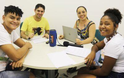 """Adolescentes y jóvenes en Brasil son protagonistas de la nueva edición del Podcast """"Voces"""""""