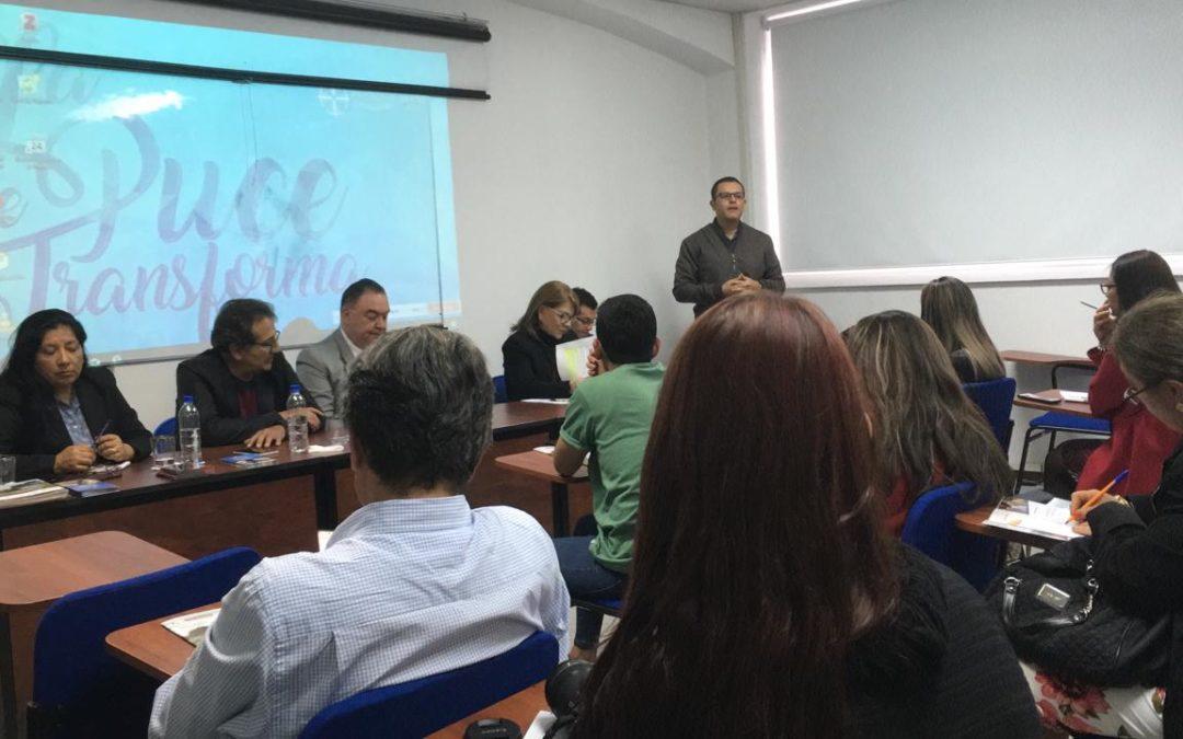 Tdh y la Pontificia Universidad Católica del Ecuador, realizan el conversatorio académico sobre el Código Orgánico de la Niñez y Adolescencia