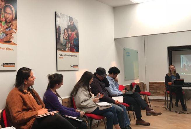 """Una nueva apuesta: Tdh trabajará por el """"Acceso a la justicia"""" en la región latinoamericana"""