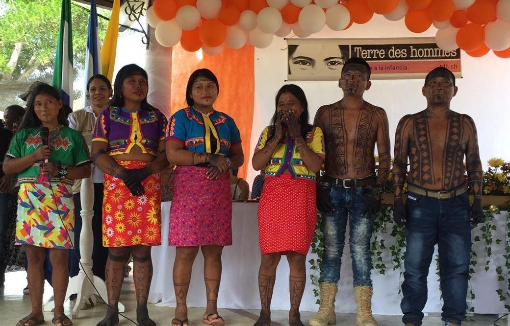 """Nuestro proyecto """"Entornos protectores para niños, niñas, adolescentes y jóvenes en zonas de pos-conflicto"""" que adelantamos en el departamento de Córdoba en Colombia, da cierre a sus actividades por el 2018"""