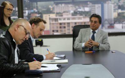 Tdh suscribe carta de intención con el (SNAI) en Ecuador para trabajar por el fortalecimiento de los procesos de Justicia Juvenil Restaurativa
