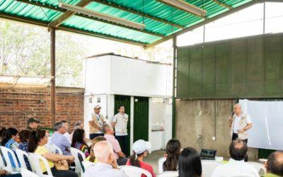 El Espacio Protector: Tierra de hombres en Los Patios, frontera Colombo Venezolana, abre sus puertas para atender a niños, niñas, adolescentes, jóvenes y familias víctimas de la crisis migratoria