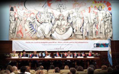 """Tdh participa en el PreCongreso Latinoamericano """"Hacia una Justicia Amigable para Niños, Niñas y Adolescentes en Latinoamérica"""""""