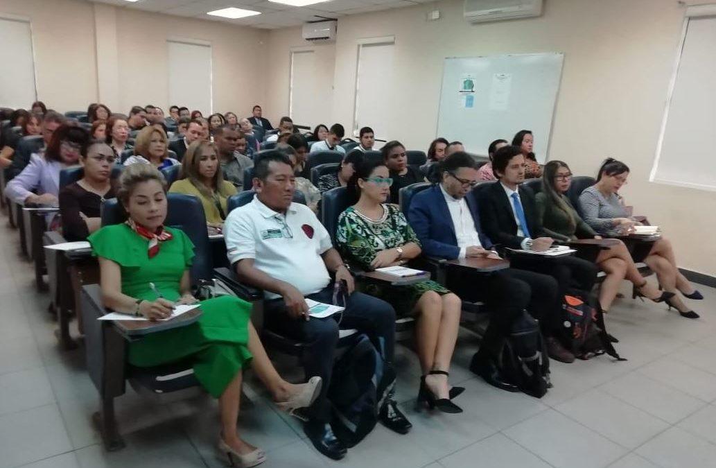 Tdh realiza conferencia magistral sobre la problemática de la trata de personas en Panamá