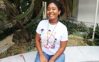 """Más jóvenes comprometidos con acciones en pro de su comunidad luego de haber participado en el proyecto """"Mucuripe de Paz"""" liderado por Tdh en Brasil"""