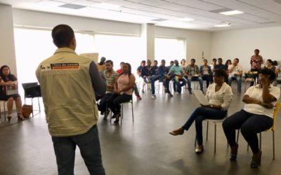 Tdh facilita capacitaciones sobre Justicia Juvenil Restaurativa para operadores de justicia y funcionarios del (SNAI) en Ecuador
