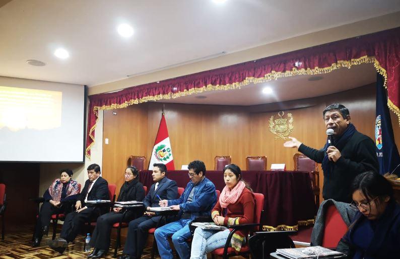 Exitosa conferencia en Justicia Juvenil Restaurativa para operadores jurídicos, fiscales y jueces es liderada por Tdh y el Ministerio Público Fiscalia de la Nación en el Perú