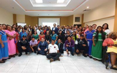 Tdh y el Instituto Superior de la Judicatura en Panamá promueven el dialogo de saberes entre las comunidades indígenas y los servidores judiciales