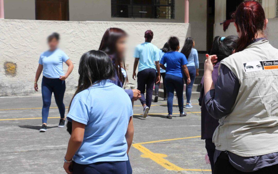 Seguimos trabajando por los derechos de niños, niñas y adolescentes