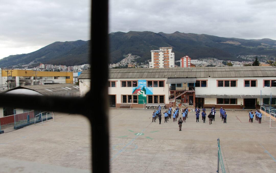 Proyecto Justicia Juvenil Restaurativa – Ecuador 2012 – 2021
